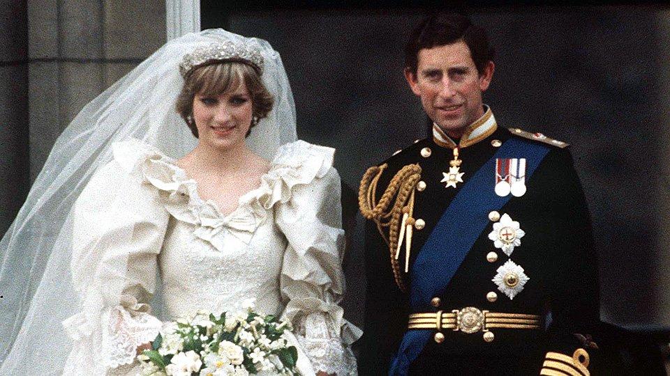 Принц Чарльз считал собственный брак сДианой «греческой трагедией»