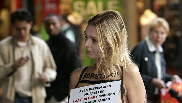 ВоФранции бывшая порноактриса решила баллотироваться в народные избранники