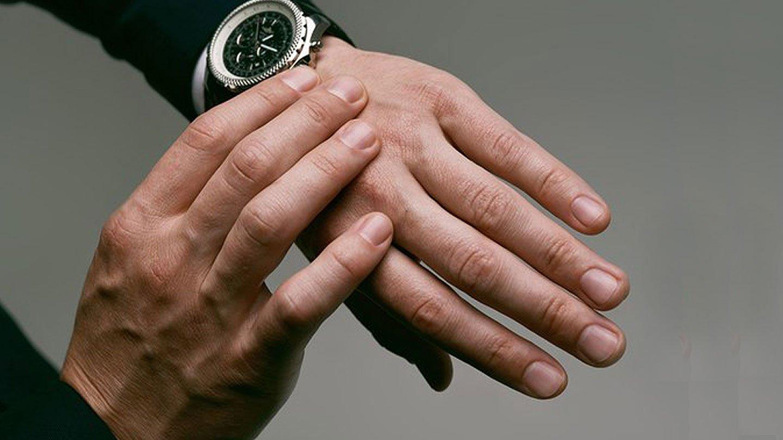 Длина пальца член