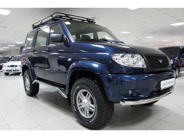 «УАЗ» начал торговать машины без первоначального взноса