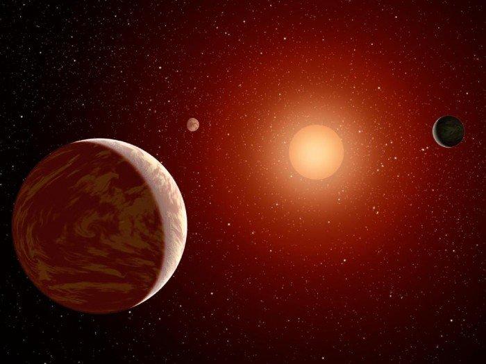 Ученые: Все планеты красных карликов могут оказаться безжизненными