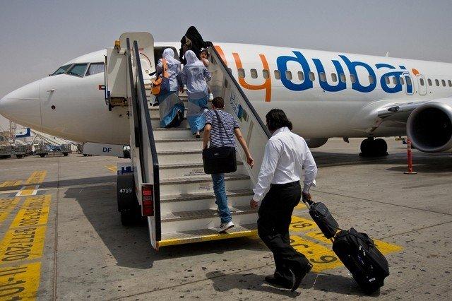 Ваэропорту Дубая отыскали замену паспортам— Предъявите смартфон