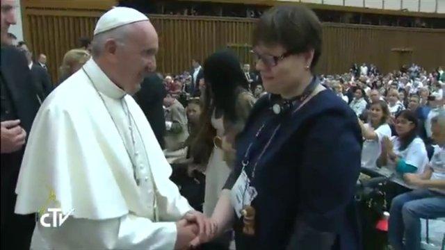 Папа Римский поблагодарил невролога изНижнего Новгорода