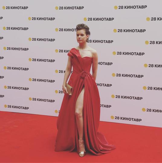 Екатерина Шпица показала, что не носит нижнее белье