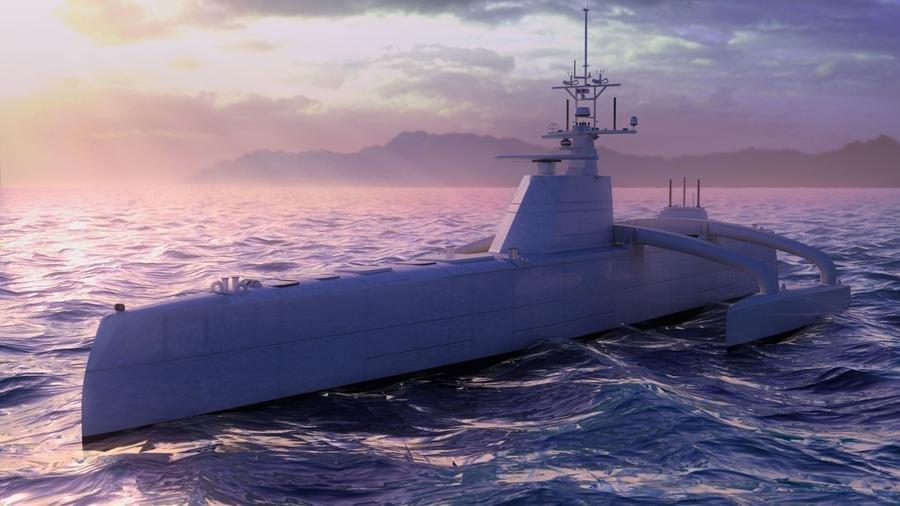 Беспилотные корабли появятся уберегов Японии к 2025