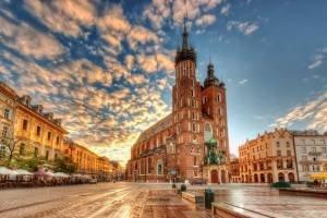 Поездки без виз в Польшу