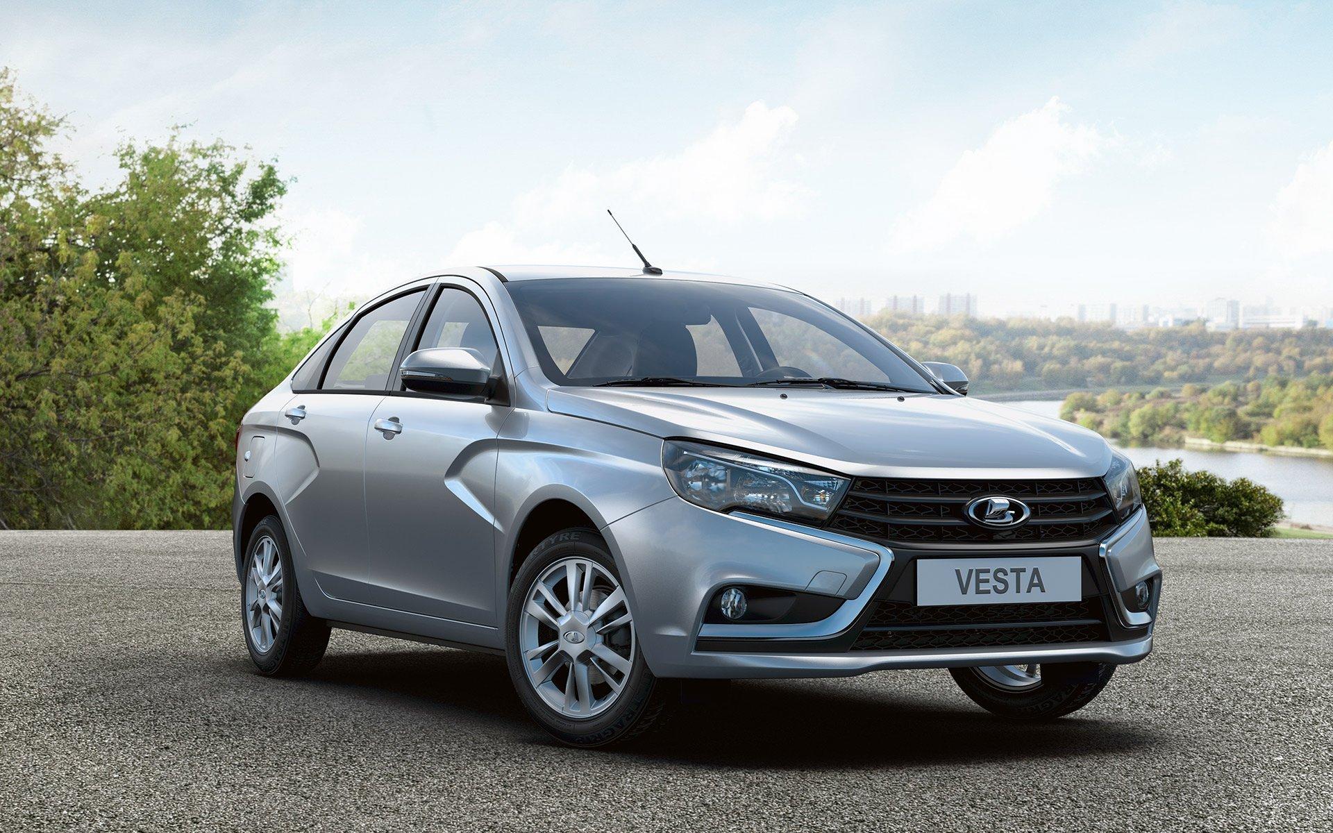 Лада Vesta вошла втройку самых реализуемых авто в Российской Федерации