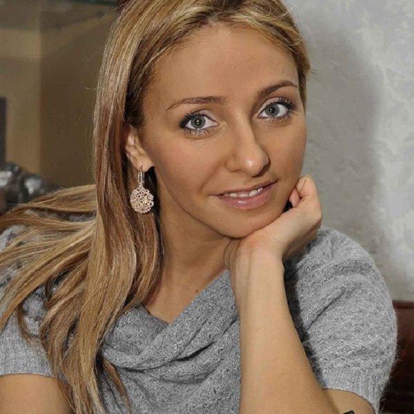 Татьяна Навка удивила фолловеров слезами нановом фото
