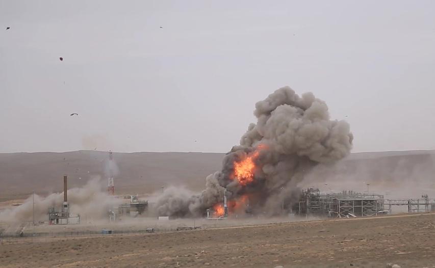 ВКСРФ вСирии замесяц уничтожили 3200 объектов террористов