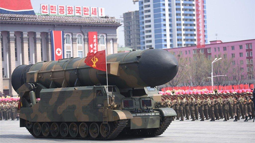 КНДР готовится кзапуску баллистической ракеты вближайшем будущем
