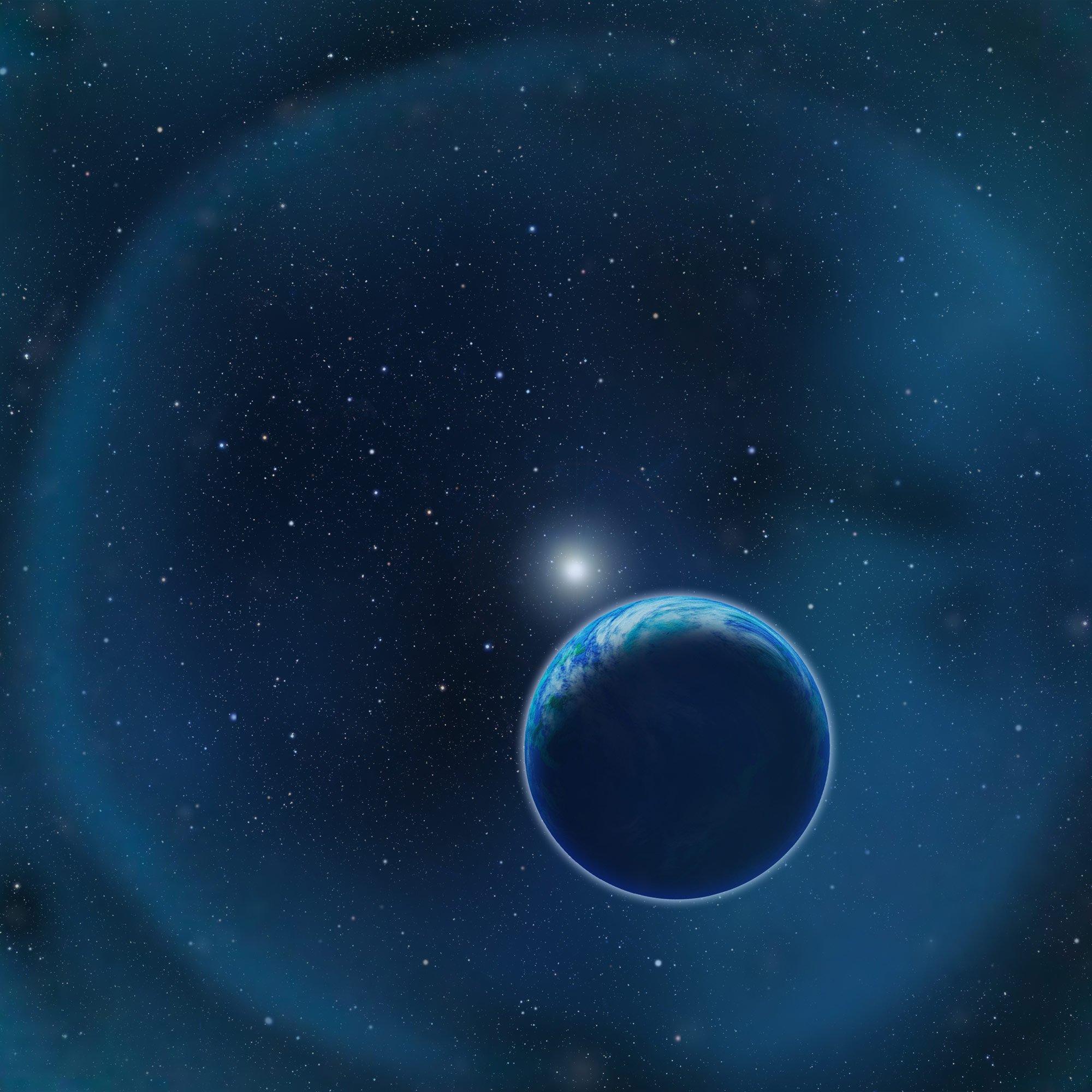 Астрономы обнаружили необычную спаренную звезду