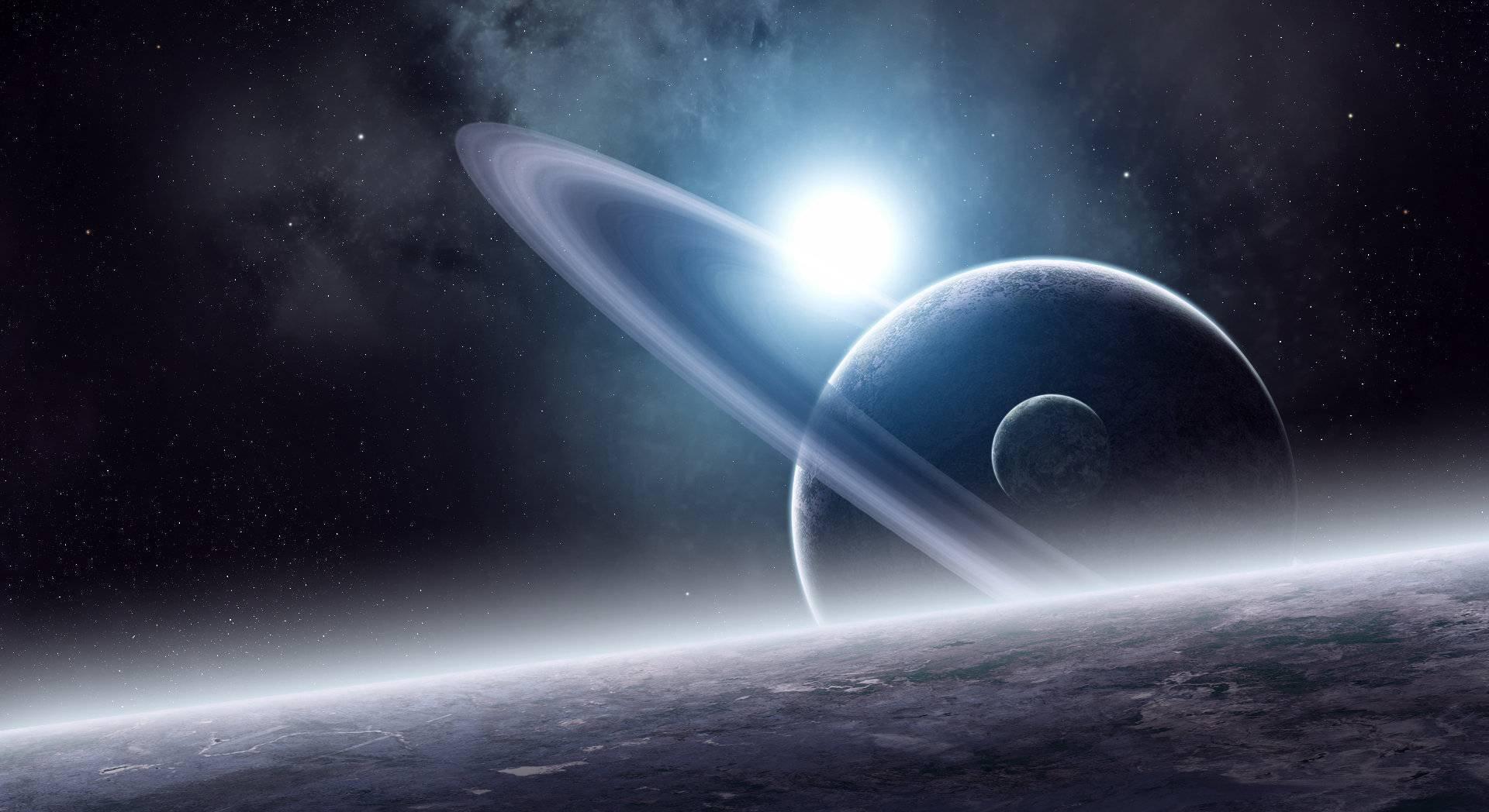 Ученые узнали, кчему приведет сближение Сатурна иЗемли