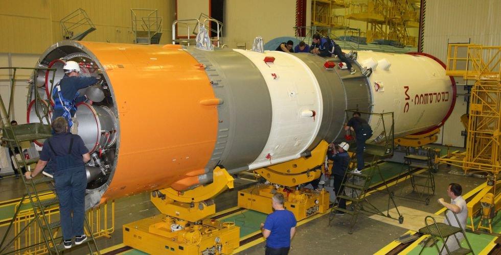 Фургон «Прогресс» доставит экипажу МКС аджику иколбаски