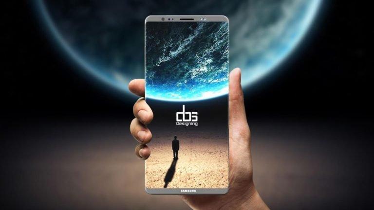 Самсунг Galaxy Note 8 хочет затмить собой iPhone 8