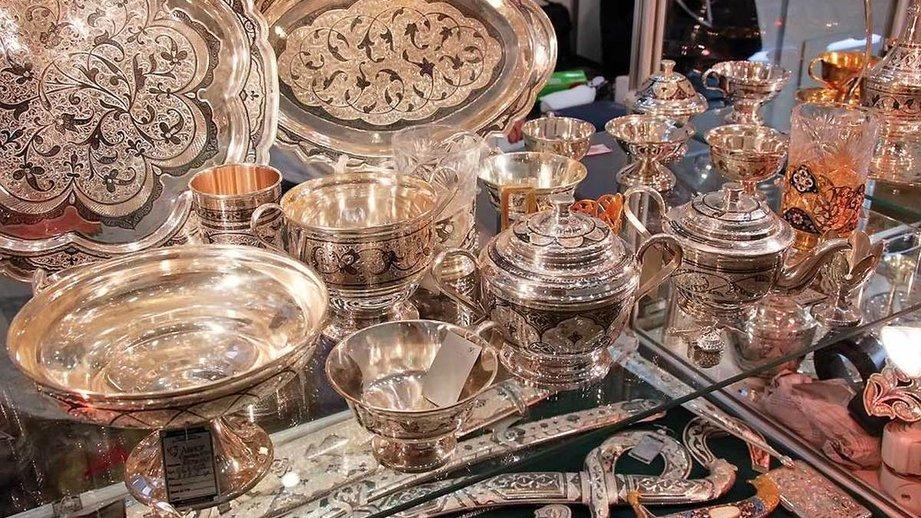 Издагестанского музея украли сабли икинжалы на3 млн руб.