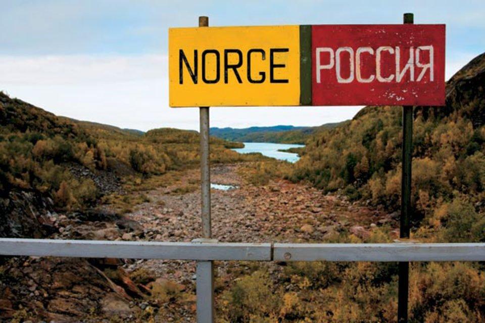 Марокканцы попытались пробраться в Российскую Федерацию награнице сНорвегией