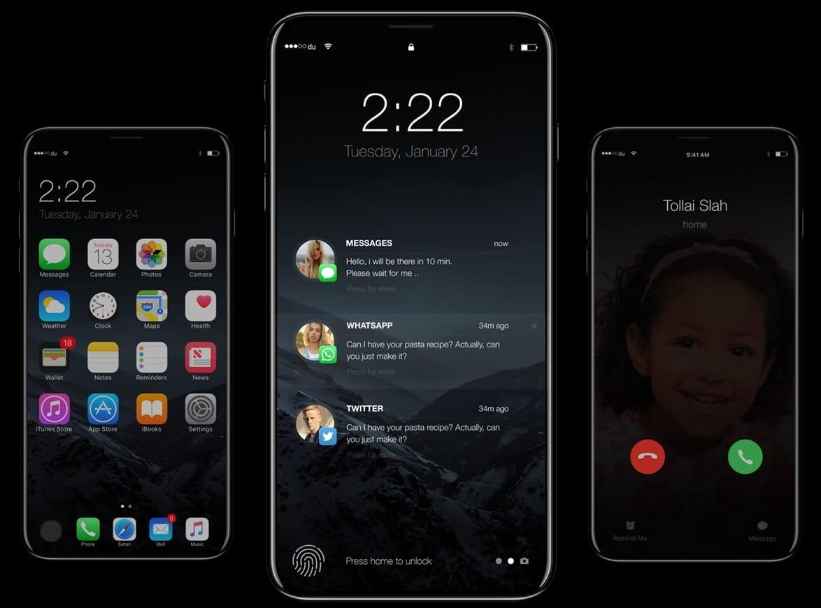 IPhone 8 обойдется россиянам в 80 тыс. рублей