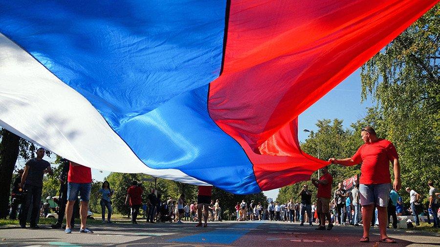 78% граждан России  считают себя патриотами