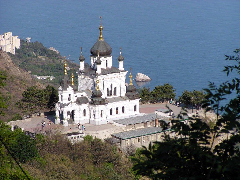 ВКрыму разрабатывают особые туры для православных