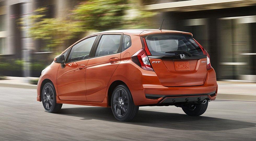 Улучшенный Хонда Fit покоряет новые рынки