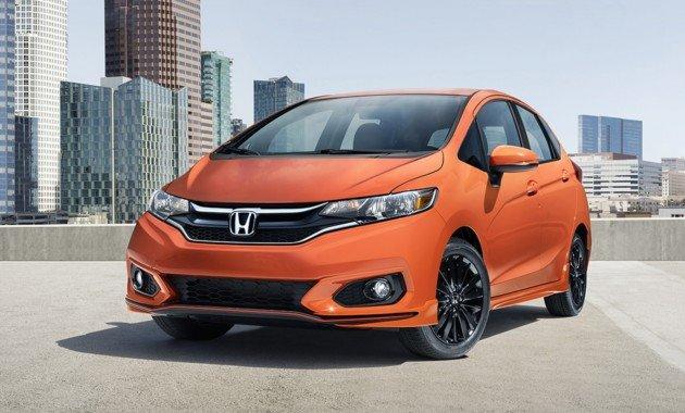 Улучшенный компактвэн Хонда Fit вскоре появится на авторынке