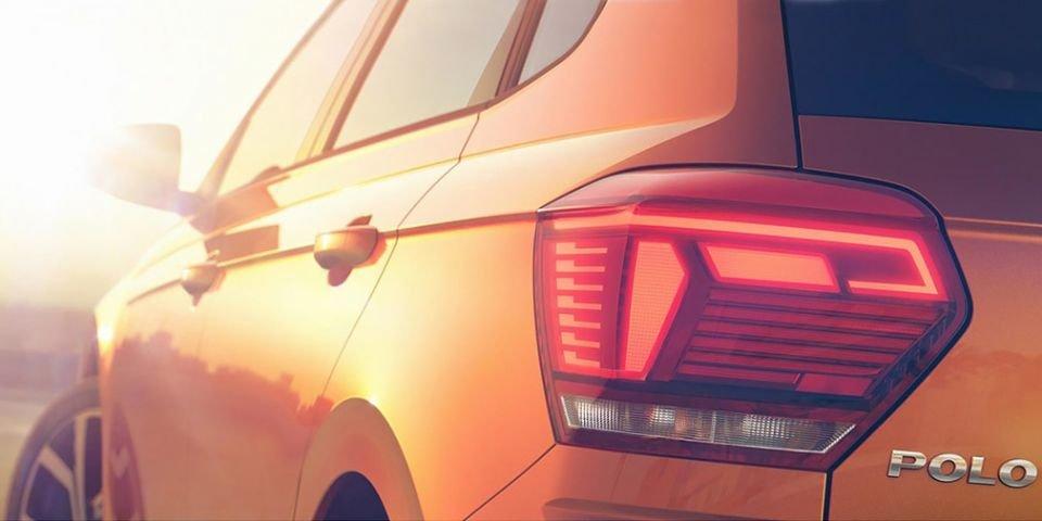 VW частично рассекретил новый Polo