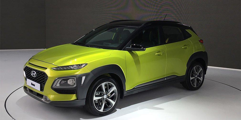 Hyundai представит два новых кроссовера до 2020 года