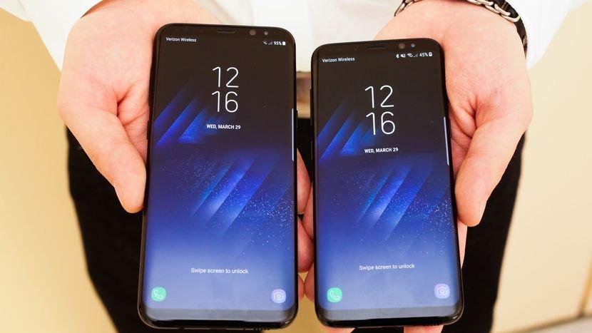 Специалисты назвали Самсунг S8 иS8+ лучшими телефонами мирового рынка