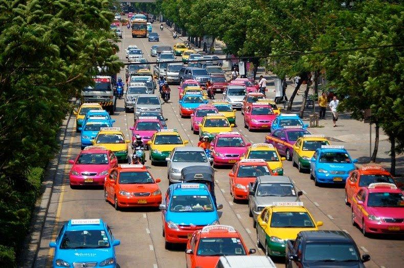 Какие цвета машин будут популярными  вближайшие годы