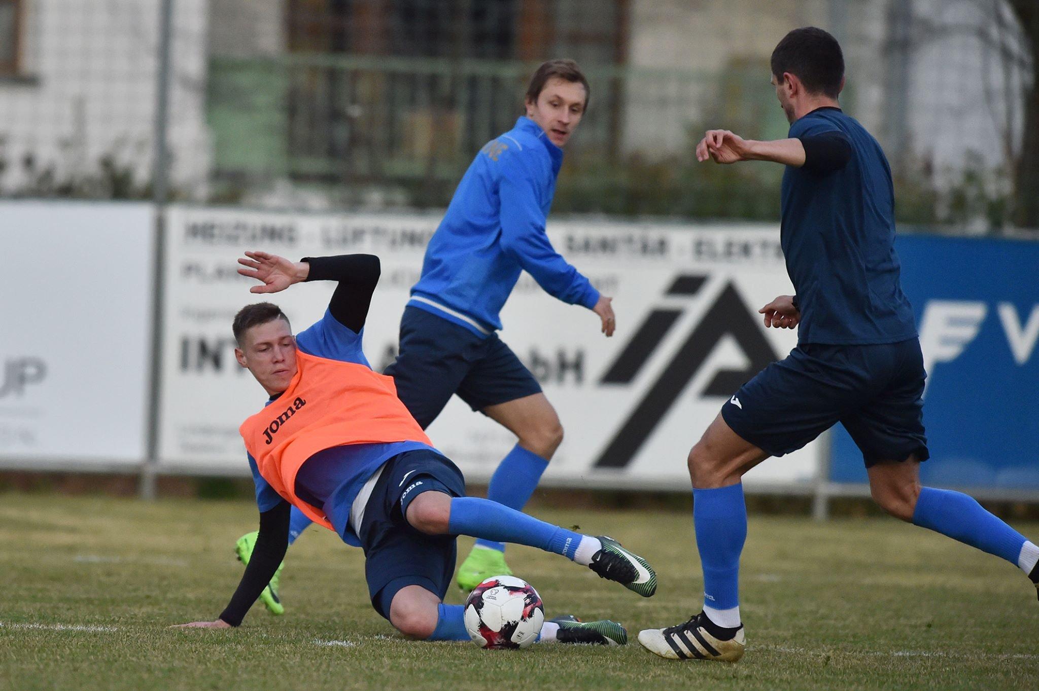 Известный украинский футболист похвастался фото вКрыму