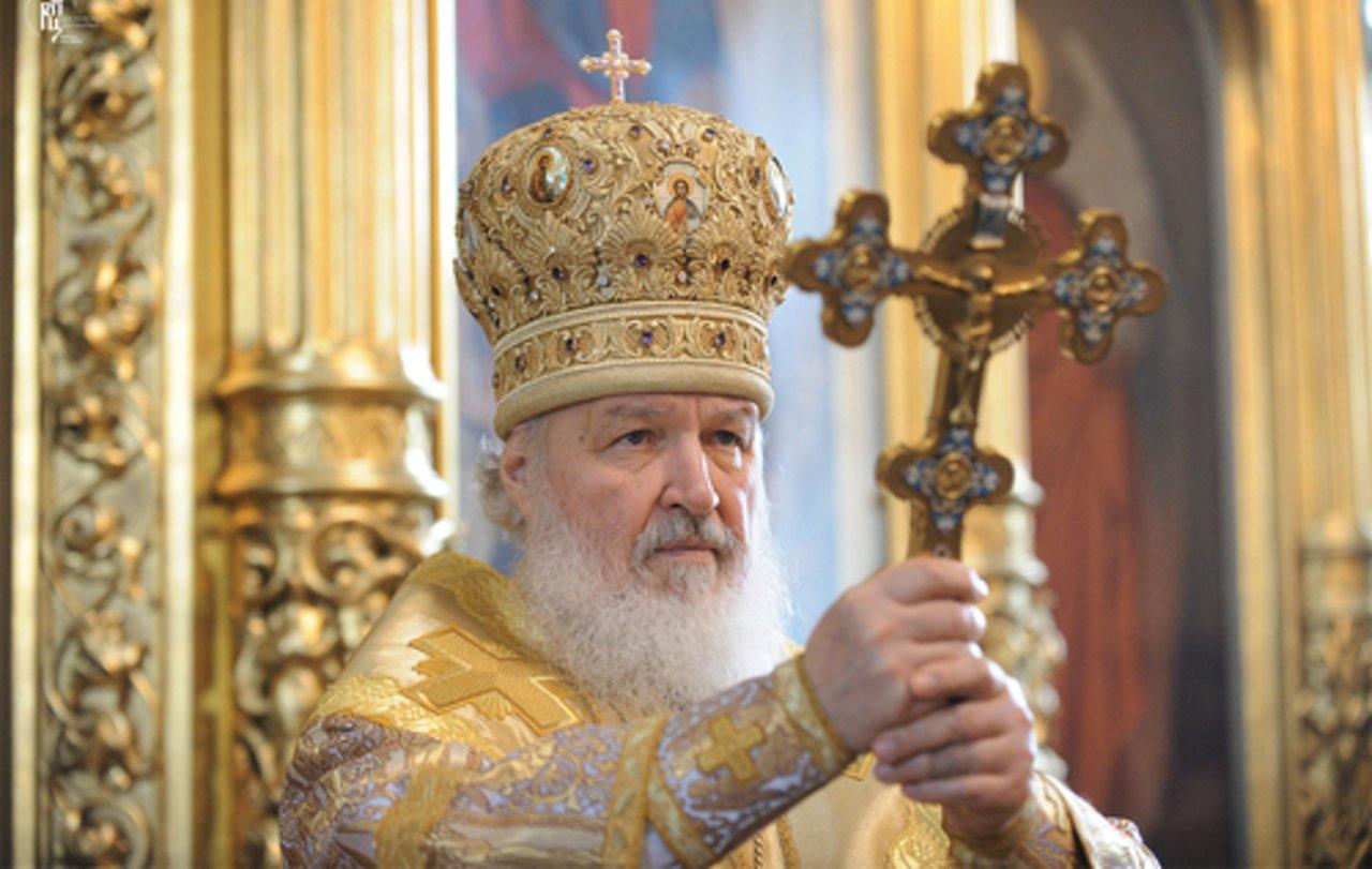 Некоторые священники пробуют расколоть Церковь— Патриарх Кирилл