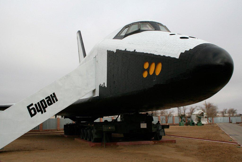 Космический корабль «Буран» установят вдетском центре вСочи