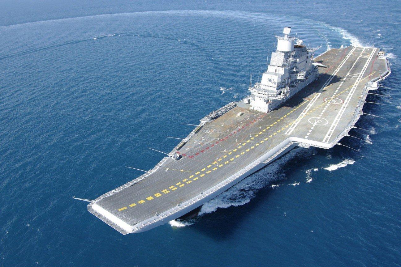 Новый авианосец ВМС США оказался небоеспособным