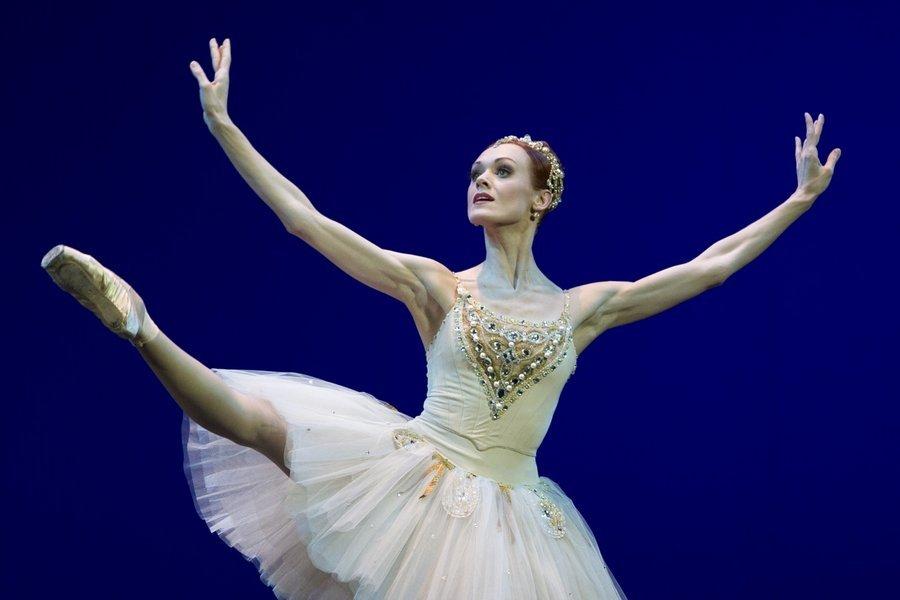 Прима-балерина Мариинки Ульяна Лопаткина объявила озавершении карьеры