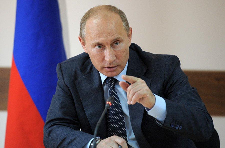 Путин назвал необходимым присутствие оппозиции впредставительных органах власти