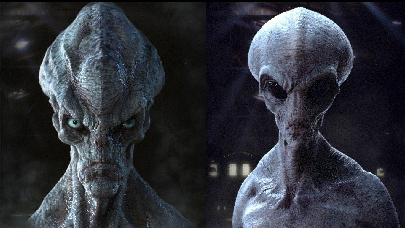 ВСША опубликовали документы, подтверждающие проведение опытов над инопланетянами