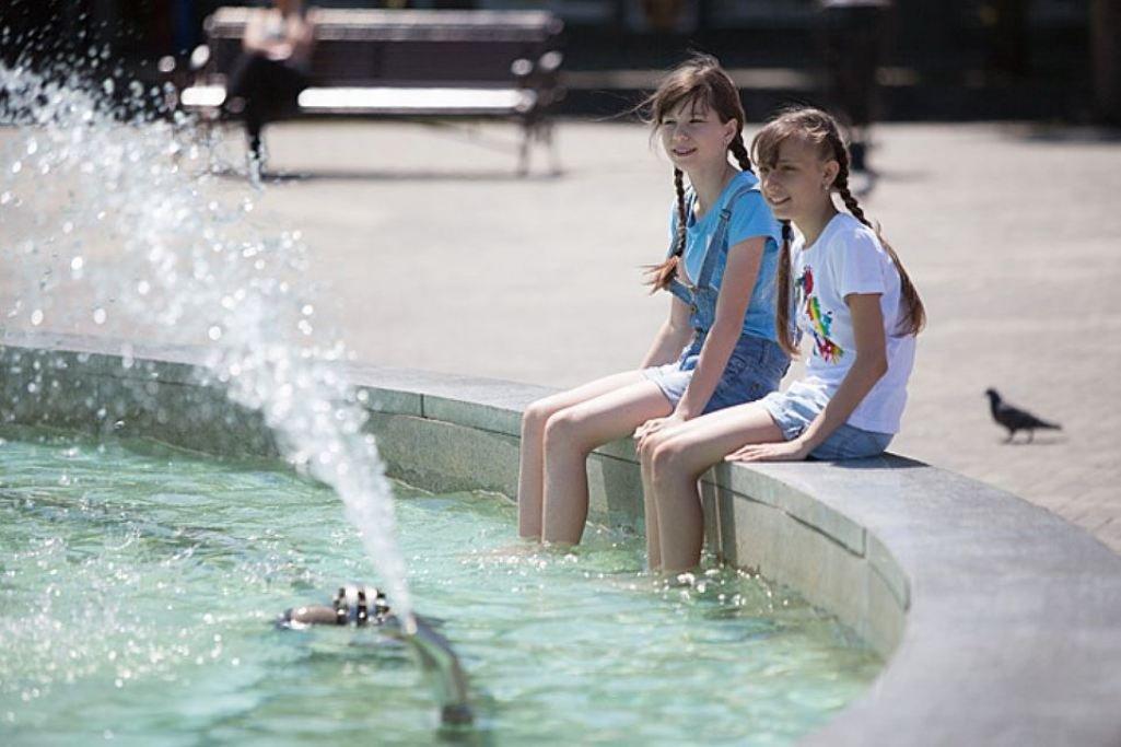 Всамом начале  недели вКузбассе прогнозируют град, грозы и36-градусную жару
