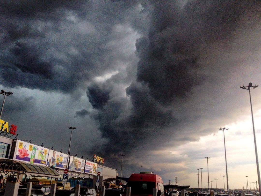 тюмень сегодня шторм фото заборов сетки рабицы