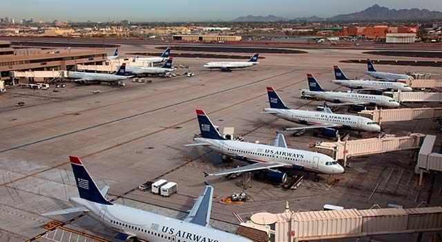 Неменее 40 авиарейсов отменены из-за 49-градусной жары вСША