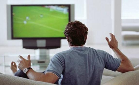 Гражданин Астраханской области решил покончить ссобой вовремя просмотра футбола
