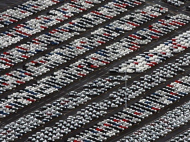 Мировой рынок автомобилей весной продемонстрировал рост на3,4%