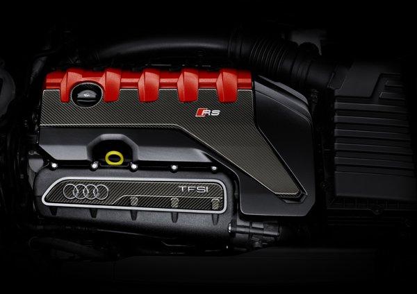 Агрегат Ауди 2.5 TFSI назван «Двигателем года»