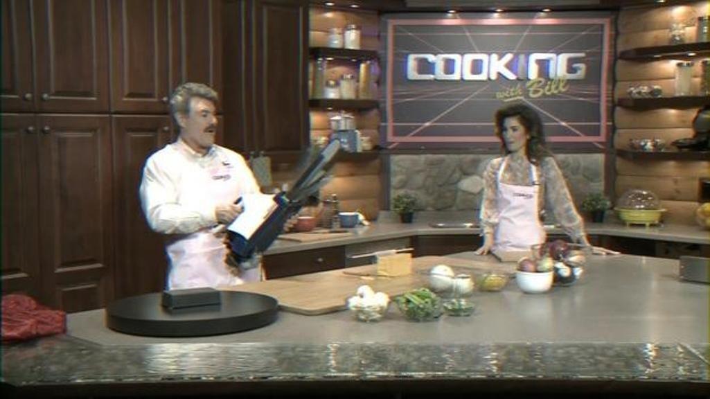 Шокирующее видео: ведущему кулинарного шоу отрубило пальцы