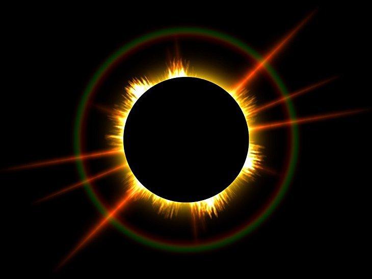 NASA впервые будет транслировать онлайн полное солнечное затмение