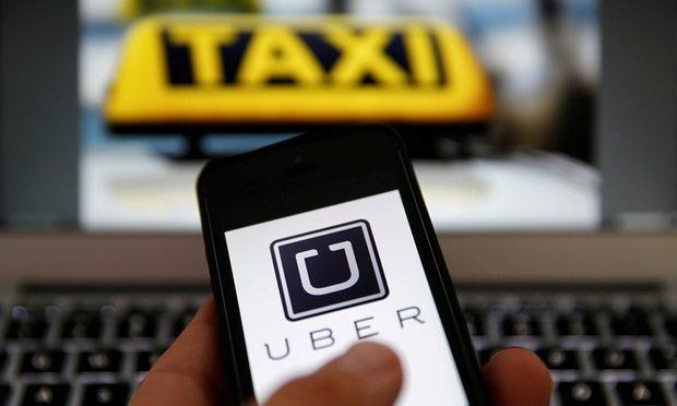 Uber изменил стоимость поездки в российской столице из-за пробок