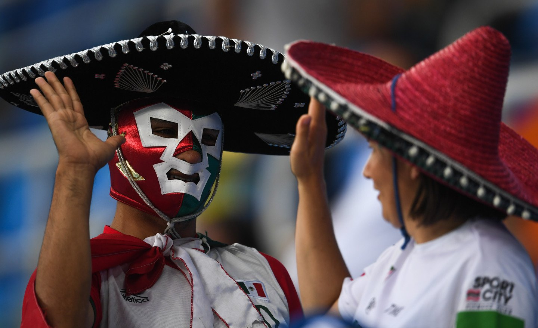 Букмекеры неверят в РФ  вматче сМексикой