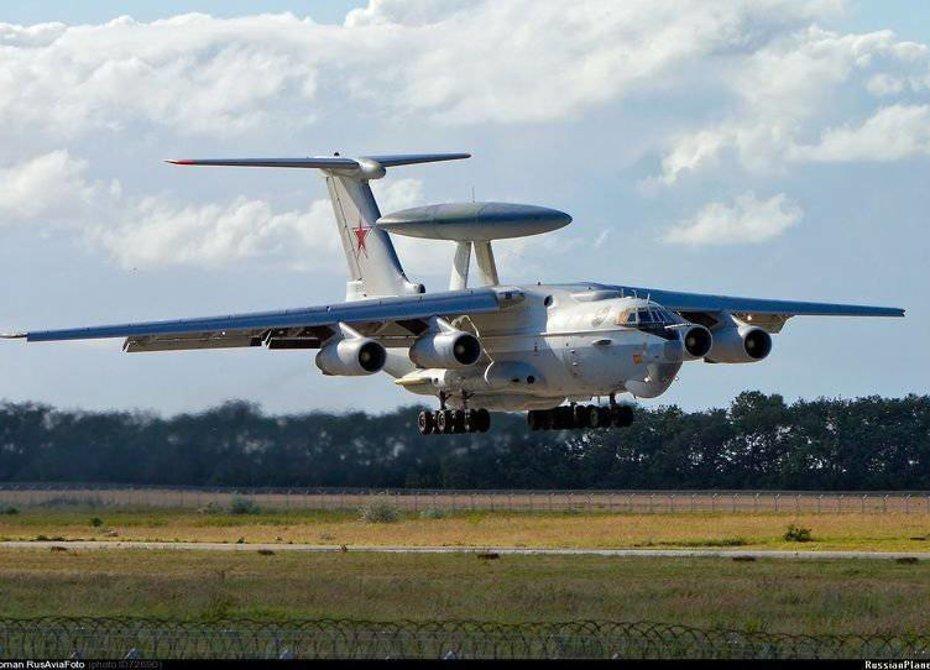 МинобороныРФ задумалось осоздании легкого самолета радиолокационного дозора