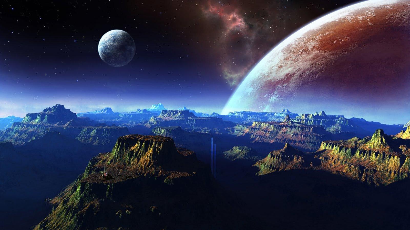 Население Земли награни обнаружения внеземной жизни