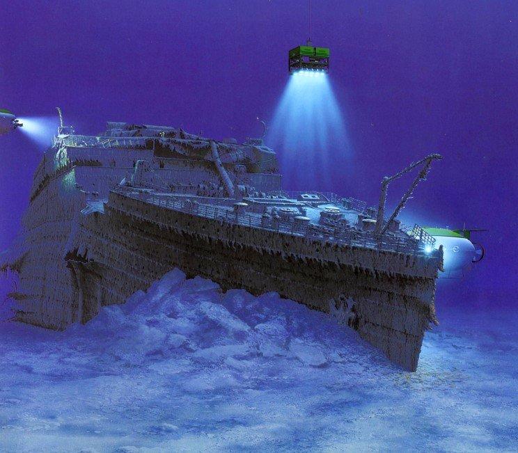 """Фильм про «русский """"Титаник"""" могут снять вПетербурге»"""