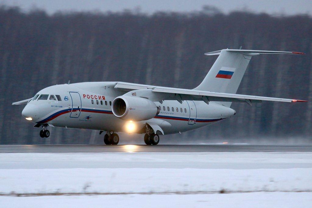 РФ прекратит производство Ан-148